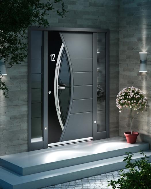 Menuiserie pose et installation de porte d 39 entr e dijon - Porte d entree d appartement ...